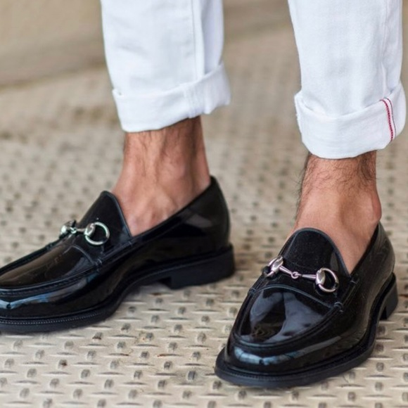 Gucci Shoes | Gucci Mens Rubber Loafers